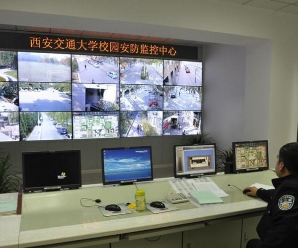 人脸识别校园安防系统 自动预警 智能安全校园